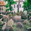 Jewish-Ghetto-Prague---Old-Jewish-Cemetary
