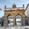 Brewery-Gate-in-Pilsen-Czech-Republic-Walking-Tour