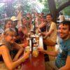 Chill in Prague's design beer garden