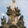 Holy-Trinity-Plague-Column-at-Lesser-Town-Square-Mala-Strana-Prague-Czech-Republic