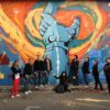 Legal Graffiti Wall in Prague