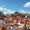 Panoramic-view-of-Prague-Castle-from-Lesser-Town-Bridge-Tower