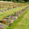 National Memorial Cemetery in Terezin. Memorial to the Holocaust.